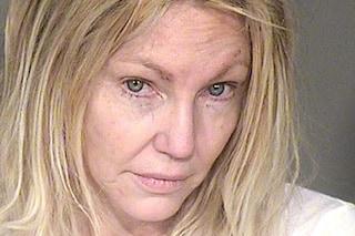 Ancora guai per Heather Locklear: aggredisce un poliziotto, poi è ricoverata per overdose