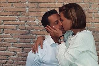 """Fabrizio Corona: """"Con Silvia Provvedi è tornato il sereno, sono geloso della mia bella compagna"""""""