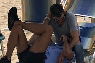 """Alfonso Signorini: """"Antonio Spagnolo con Denny Montesi, l'ex di Anna Falchi"""""""