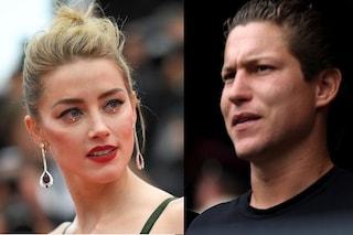 Amber Heard ha un nuovo amore dopo Johnny Depp: lui è Vito Schnabel, ex di Heidi Klum e Demi Moore