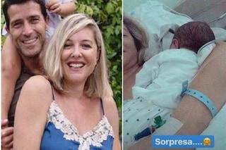 Angela Artosin è diventata mamma di Sante, secondo figlio per la ex di Uomini e Donne