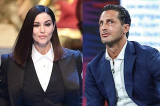 """Il flirt di Fabrizio Corona con Monica Bellucci: """"Ci saremmo fidanzati, tra noi c'era complicità"""""""