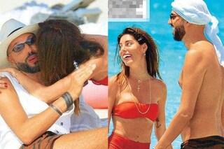 Bianca Atzei e Jonathan Kashanian, il legame continua: coccole sulle spiagge di Formentera