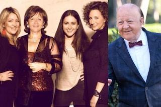 Chi sono Micaela, Manuela e Marta, le figlie di Massimo Boldi e del suo grande amore Marisa Selo