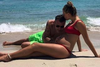"""Costanza Caracciolo: """"Io e Bobo Vieri non siamo in crisi ma non lo sposo. La gravidanza? Che nausea"""""""