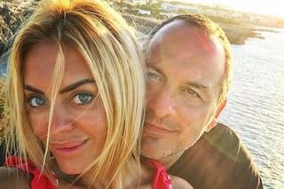 """Fra Elena Morali e Scintilla torna il sereno, la foto di coppia e il messaggio di lei: """"Grazie"""""""
