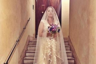 """Noemi ha sposato Gabriele Greco: """"Che faccio, vado?"""""""