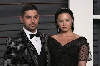 """Il dolore dell'ex di Demi Lovato: Wilmer Valderrama """"scioccato"""" per il ricovero della cantante"""