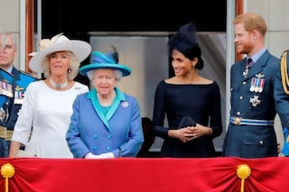 """Harry d'Inghilterra: """"Camilla Parker Bowles ha reso felice mio padre, William e io l'amiamo molto"""""""