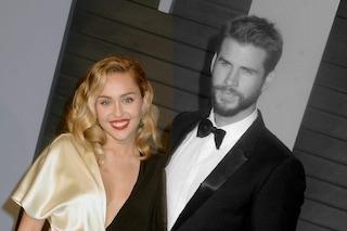 Miley Cyrus e Liam Hemsworth si lasciano a sorpresa, matrimonio annullato