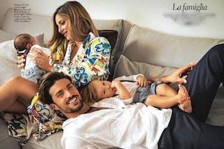 """Mariano Di Vaio: """"I miei figli sono su Instagram ma non per affari, per condividere la nostra gioia"""""""