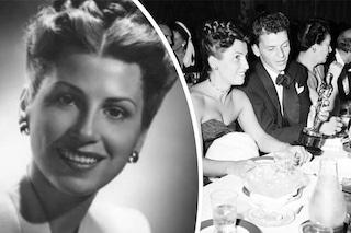 Addio a Nancy Sinatra, prima moglie di Frank Sinatra: aveva 101 anni