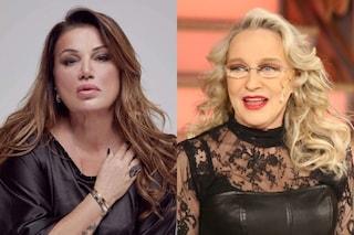 """Eleonora Giorgi critica Serena Grandi: """"Ma perché non dimagrisci?"""", il figlio dell'attrice si infuria"""