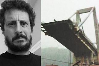 """Crollo Ponte Genova, Luca Bizzarri chiede notizie dei suoi allievi: """"Fateci sapere se state tutti bene"""""""