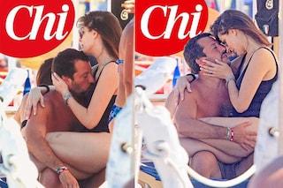 Matteo Salvini e Elisa Isoardi, estate d'amore a Milano Marittima