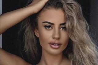 Al Grande Fratello Vip inglese c'è Chloe Ayling, la modella rapita a Milano