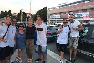 Estate d'amore per Simone Coccia Colaiuta e Stefania Pezzopane, tra la Croazia e il Montenegro