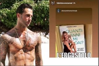 """Fabrizio Corona vs Barbara d'Urso, ennesima stoccata dell'ex fotografo alla conduttrice: """"Ergastolo"""""""