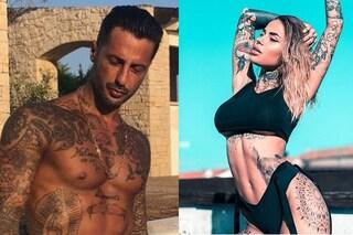 La nuova fidanzata di Fabrizio Corona sarebbe Zoe Cristofoli, ex del tronista Andrea Cerioli