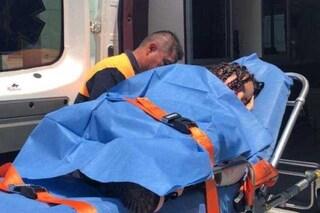 """Malore per Elettra Lamborghini, trasportata in ambulanza: """"Solo stress, mi sto riprendendo"""""""