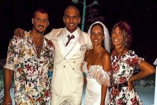 Gracia de Torres ha sposato Daniele Sandri, alle nozze dell'ex dell'Isola dei Famosi anche Giorgia Lucini