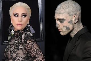 """Lady Gaga: """"Mi scuso per le conclusioni tratte sulle cause della morte di Rick Genest"""""""
