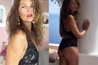 """""""Sono abbastanza Marina La Rosa?"""", la ex gieffina prende in giro Stefano Gabbana"""