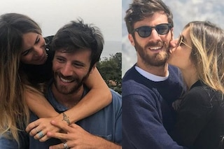 Eleonora Pedron e Nicolò De Devitiis allo scoperto, la risposta al gossip su di lei e Fabrizio Corona
