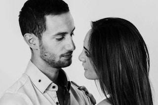 """Ruben Invernizzi: """"Io e Francesca Baroni ci siamo lasciati da settimane, il tempo darà le risposte"""""""