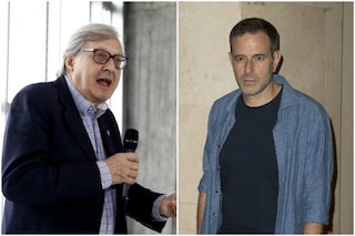 """Vittorio Sgarbi sul caso Fausto Brizzi: """"Io faccio firmare alle donne che mi 'concupiscono' una liberatoria"""""""