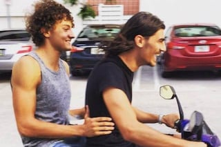 """Loren Del Santo sorride con Marco Cucolo, Lory lo ricorda: """"Non possiamo fermare il tempo"""""""