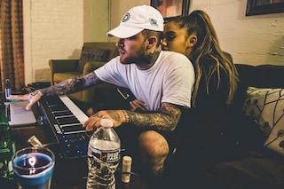 """Ariana Grande lasciò Mac Miller a maggio del 2018: """"Un rapporto tossico, è stato spaventoso"""""""