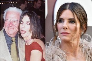 Sandra Bullock in lutto, è morto il padre John