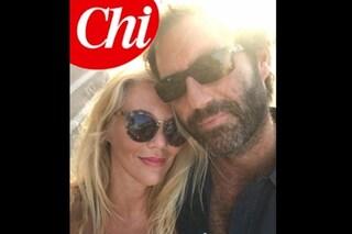 """Eleonora Daniele annuncia: """"Dopo quindici anni di fidanzamento sposo Giulio Tassoni"""""""