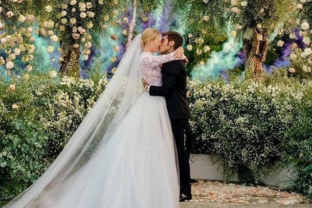 Auguri Di Matrimonio In Ritardo : Matrimonio chiara ferragni e fedez la commovente lettera di fedez