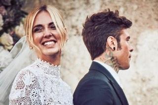 Matrimonio Chiara Ferragni e Fedez, il viaggio di nozze è solo rimandato