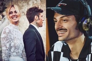 """Matrimonio Fedez e Chiara Ferragni, Fabio Rovazzi: """"L'ho seguito, l'importante è che siano felici"""""""