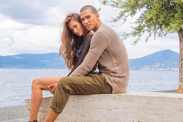 Gracia De Torres e Daniele Sandri