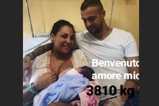 Martina Luciani di Uomini e Donne mamma per la seconda volta, è nato Mattia