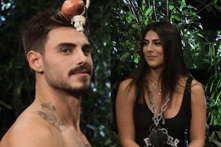 """GF Vip 2018, Giulia Salemi è presa da Francesco Monte, lui: """"È bellissima ma non è il mio tipo"""""""