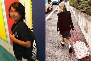 Da Nathan Falco Briatore a Mia Facchinetti, primo giorno di scuola anche nel mondo dello spettacolo