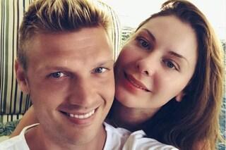 Dramma per Nick Carter, la moglie incinta di 3 mesi ha abortito