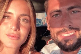 """Giovanni Angiolini è fidanzato con Nieves Bolós, la modella assicura: """"Ti amerò per tutta la vita"""""""