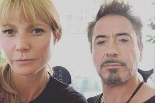 """Gwyneth Paltrow si è sposata: """"Troppo vecchia per un matrimonio sfarzoso"""", ma c'è anche Iron Man"""