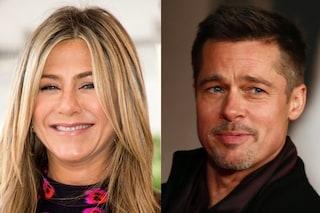 """""""Brad Pitt in segreto a Como insieme a Jennifer Aniston e Shiloh"""", ma lo scoop è una bufala"""