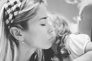 """Elena Santarelli: """"Non mostrerò più le foto di Jack sui social"""""""