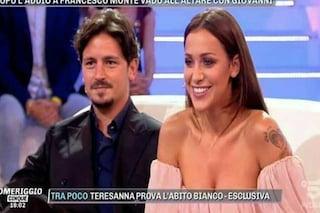 Teresanna Pugliese sposerà Giovanni Gentile il 27 settembre, il matrimonio trasmesso in diretta tv
