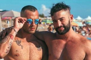 Vito Conversano fa coming out e presenta il compagno, ad Amici era fidanzato con Debora Di Giovanni