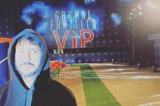 """Fabrizio Corona: """"Avevo portato dei fiori per Ilary Blasi, il GF Vip mi cerca dalla prima puntata"""""""