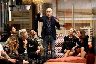"""Maurizio Battista pronto a lasciare il Grande Fratello Vip: """"Mi mancano la mia compagna e mia figlia"""""""